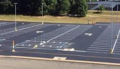 Parking :Lot Line Striping Akron Canton Ohio