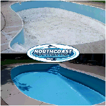Swimming Pool Painter Canton Ohio Akron Ohio Medina Ohio
