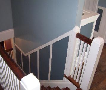 Interior painting in Stark County